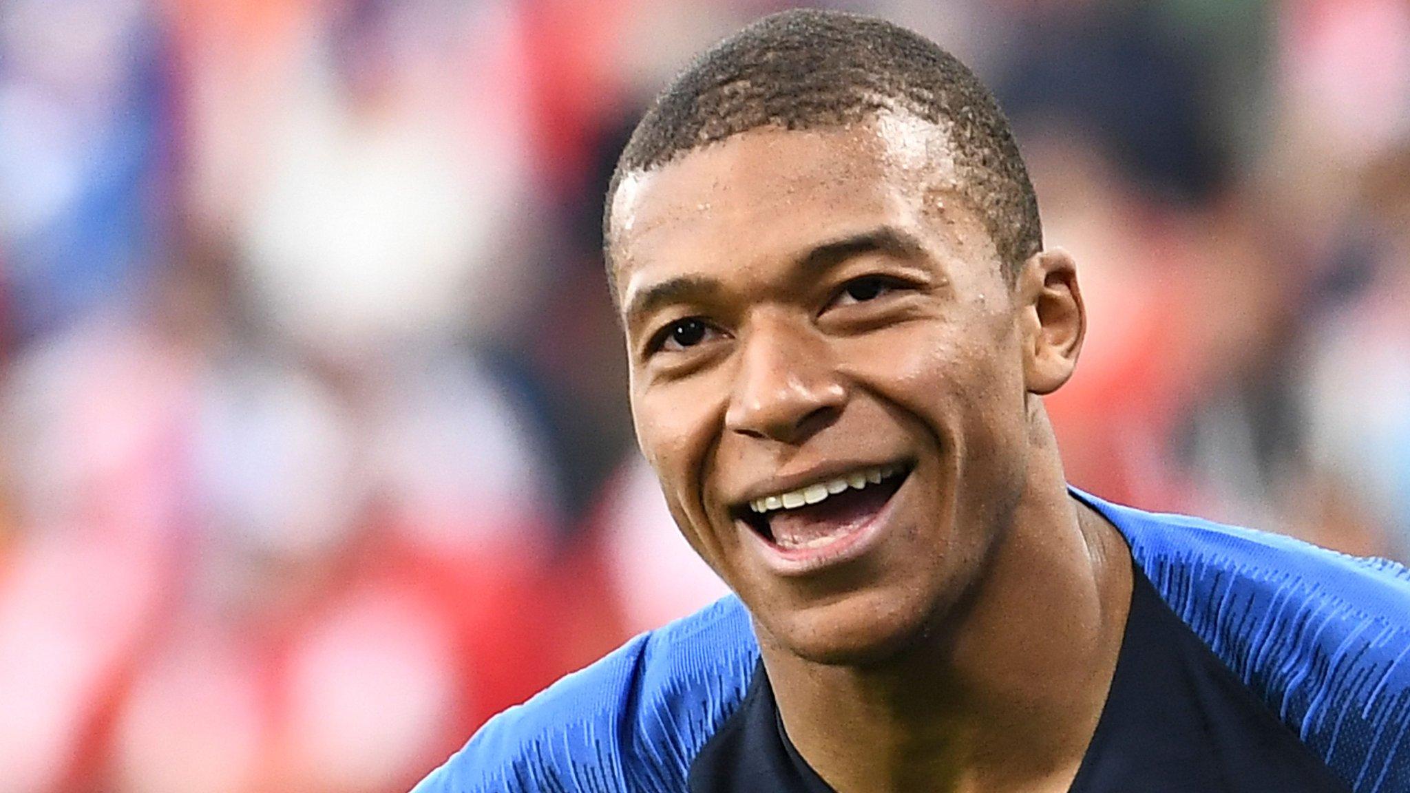 Gossip: Man Utd enter race for Mbappe