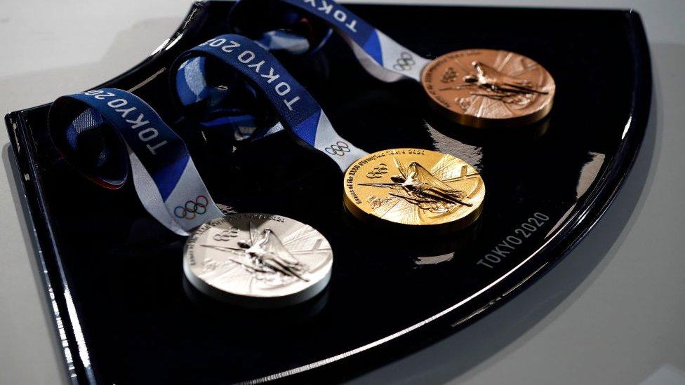 Medallas ecológicas