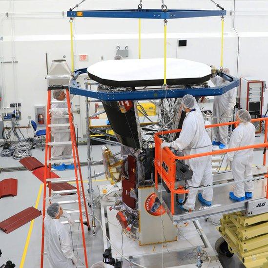 NASA aplaza lanzamiento de nave que intentará acercarse al Sol