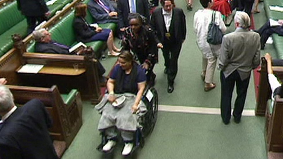 Naz Shah's wheelchair vote prompts calls for Commons reform