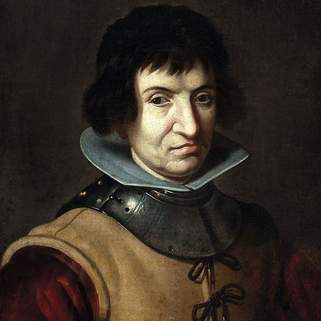 Retrato Catalina Erauso monja Alférez
