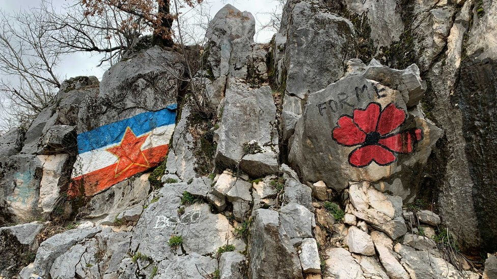 Nikšić čuva uspomenu na jugoslovensku zastavu