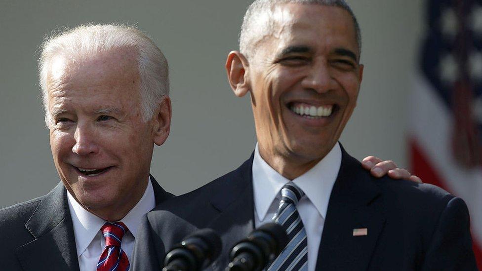ABD'nin eski başkanı Obama, başkanlık seçimi için Joe Biden'a desteğini açıkladı