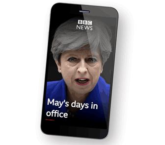May's days in office