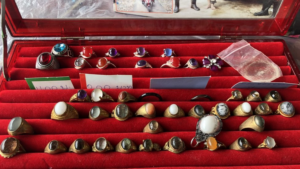 江科萊曾經擁有的珠寶