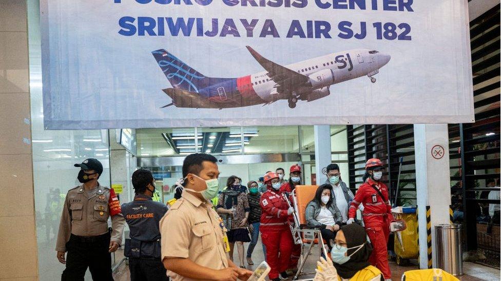 أُنشيء مركز متابعة للأزمة في مطار جاكرتا