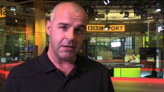 BBC Radio 5 Live's Senior Football Reporter Ian Dennis