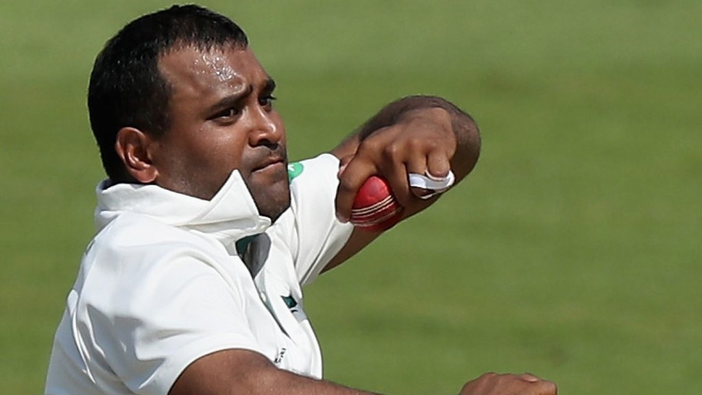 Samit Patel: Nottinghamshire all-rounder signs deal until 2020
