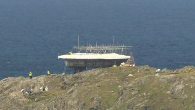 Filming for the next instalment of the Star Wars movie franchise is expected to start in Malin Head, County Donegal, on Friday.