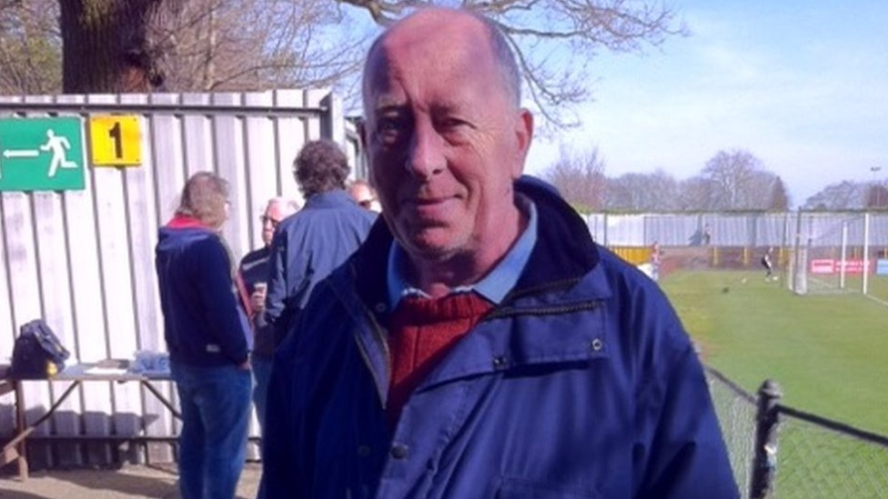 St Albans FC fined over death of 'odd jobs' volunteer