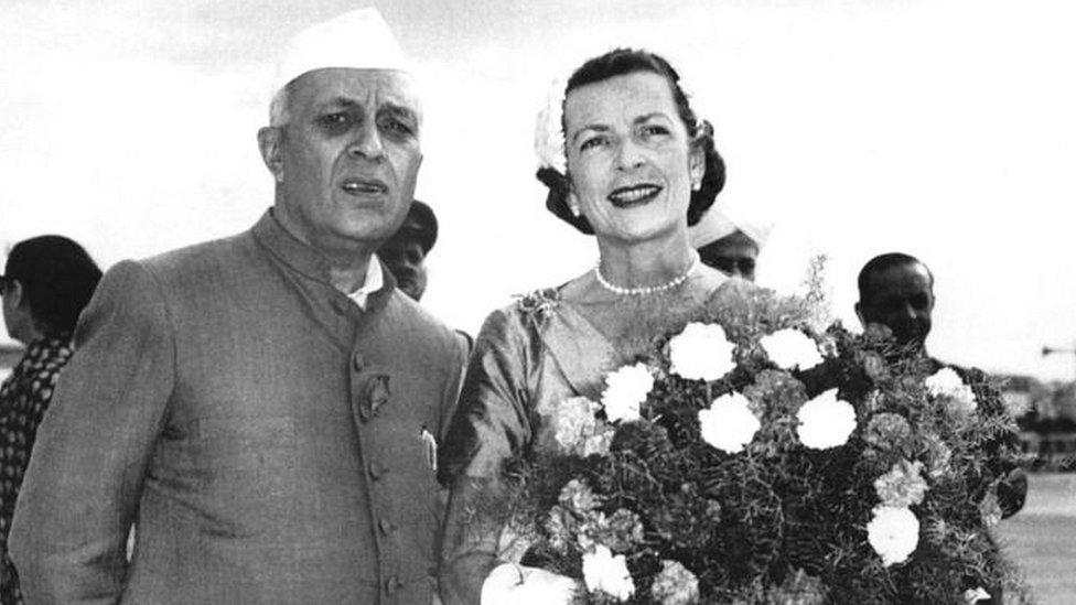 नेहरू-एडविना की नज़दीकी से जलने वाली महिला कौन थीं?