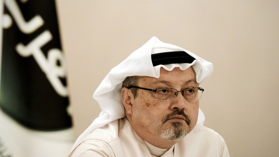 Jamal Khashoggi: US 'yet to conclude' who was behind the murder