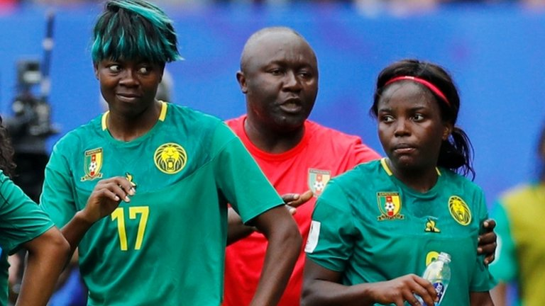 Women's World Cup: 'We didn't refuse to play' - Cameroon coach
