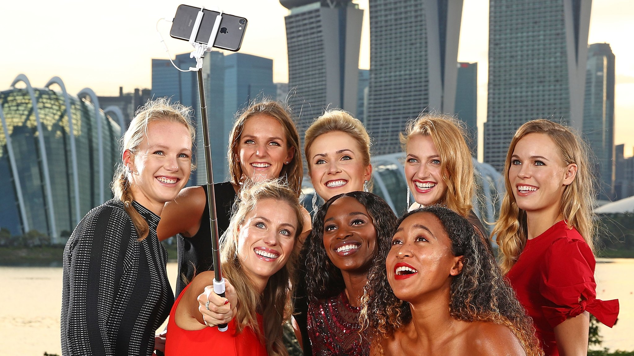 WTA Finals: Wozniacki defends title, Kerber & Osaka also play in Singapore