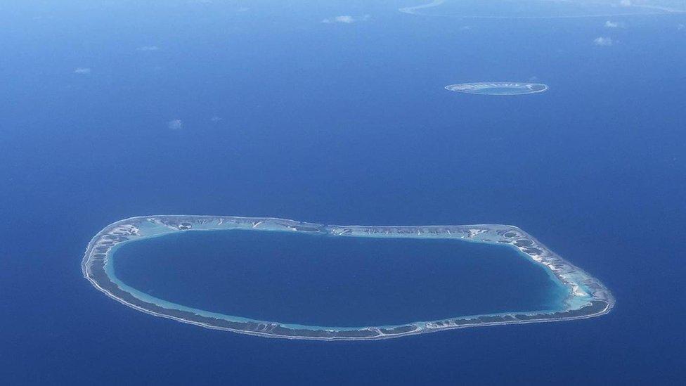 Las Islas de la Decepción forman parte del Archipiélago de Tuamotu, el mayor grupo de atolones de coral del planeta.