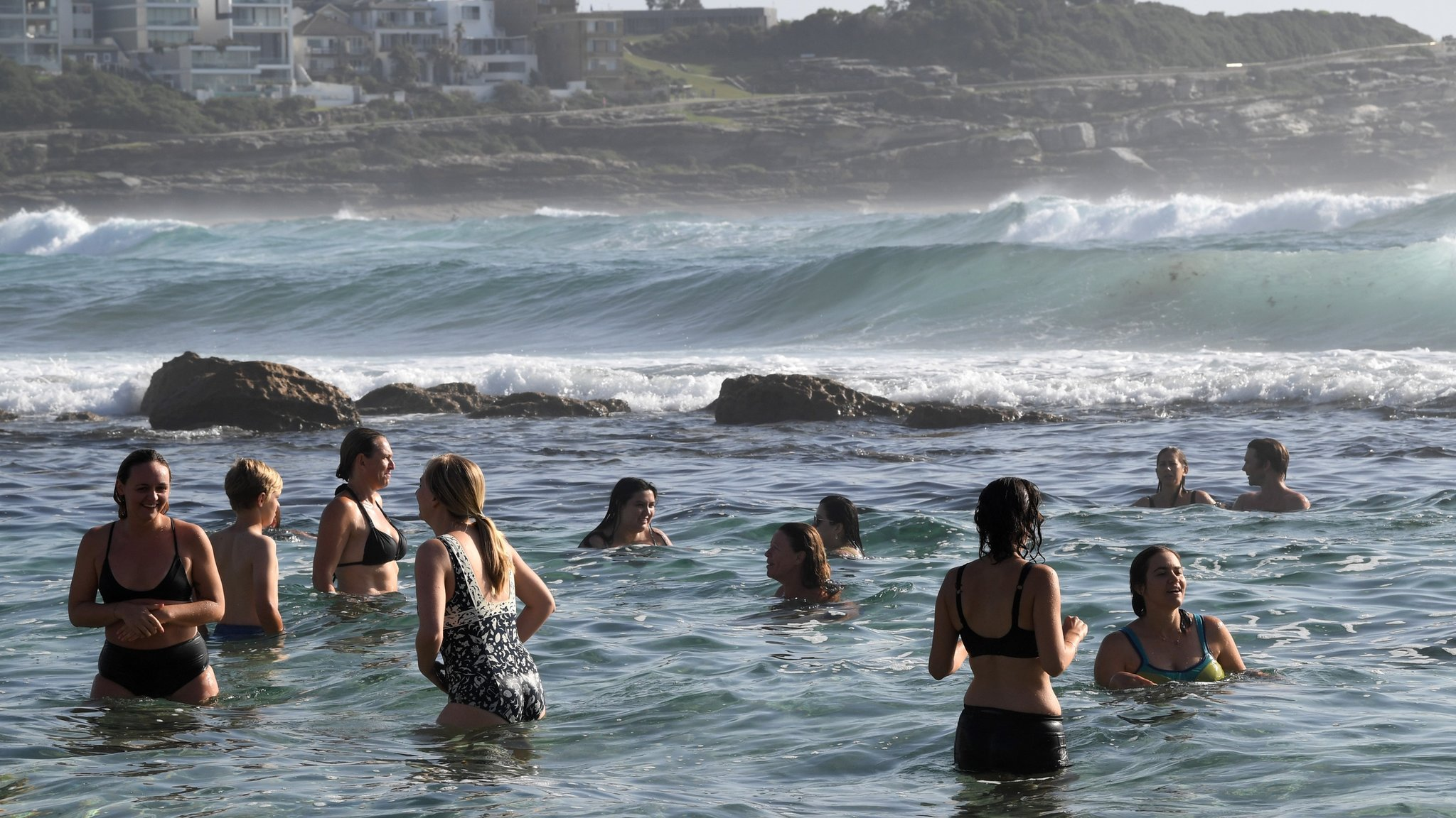 Australia swelters through record-breaking heatwave