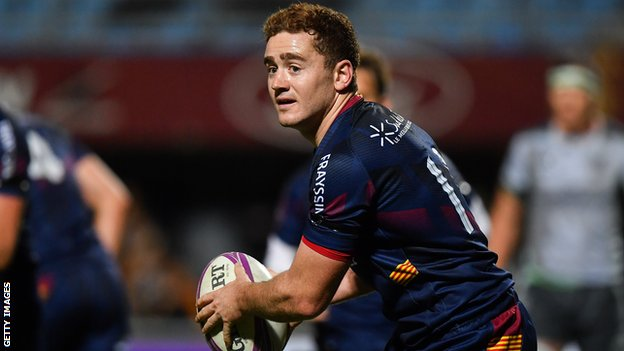Paddy Jackson has made 25 appearances for Ireland