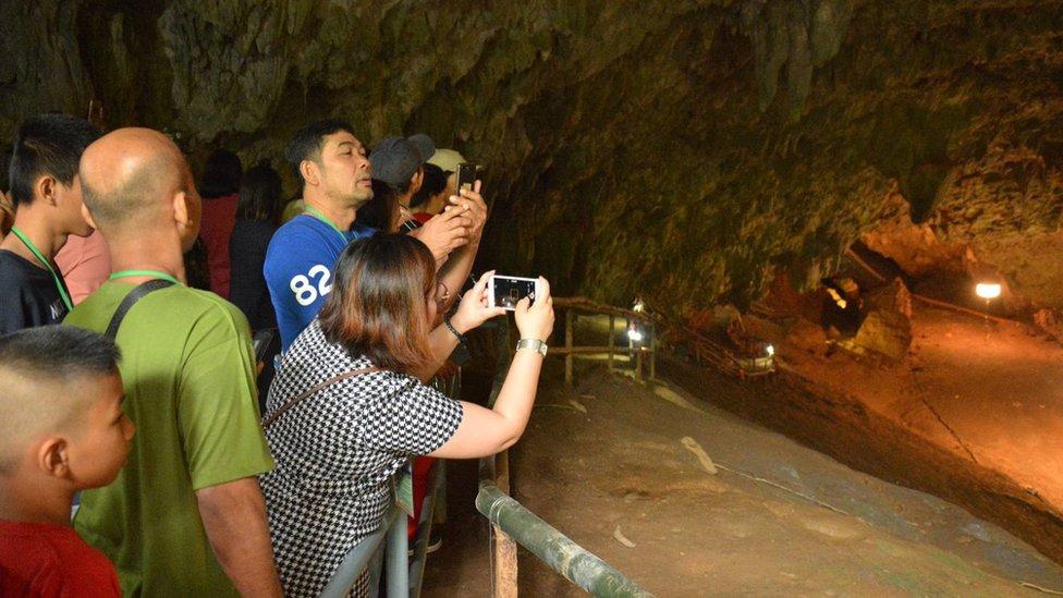 pećina na tajlandu