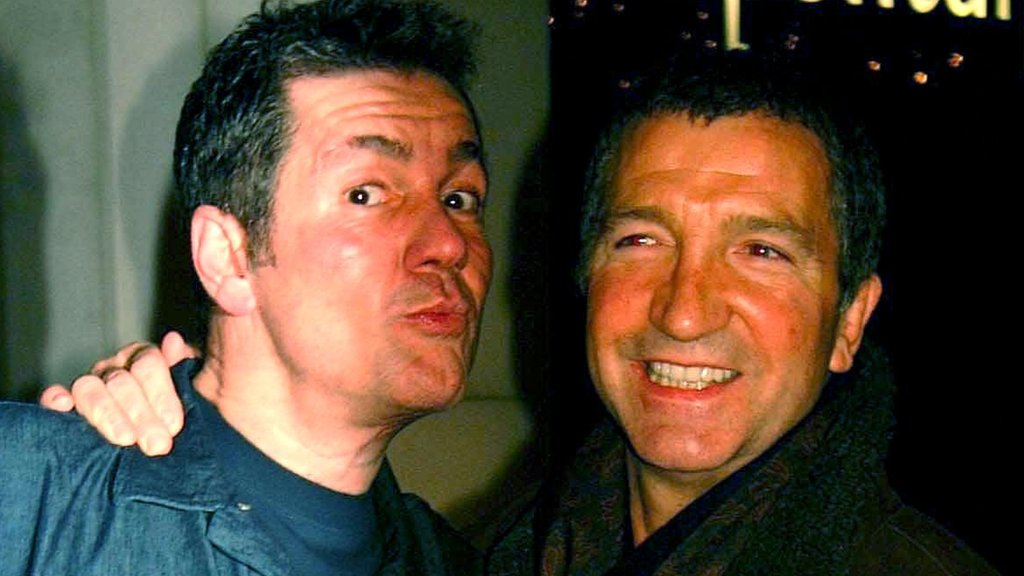 Dale Winton and Graeme Souness - and 5 other unlikely celebrity friendships