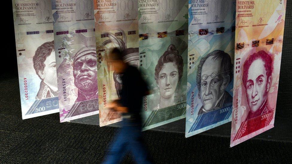 Venezuela quita tres ceros a su moneda el 4 de junio.
