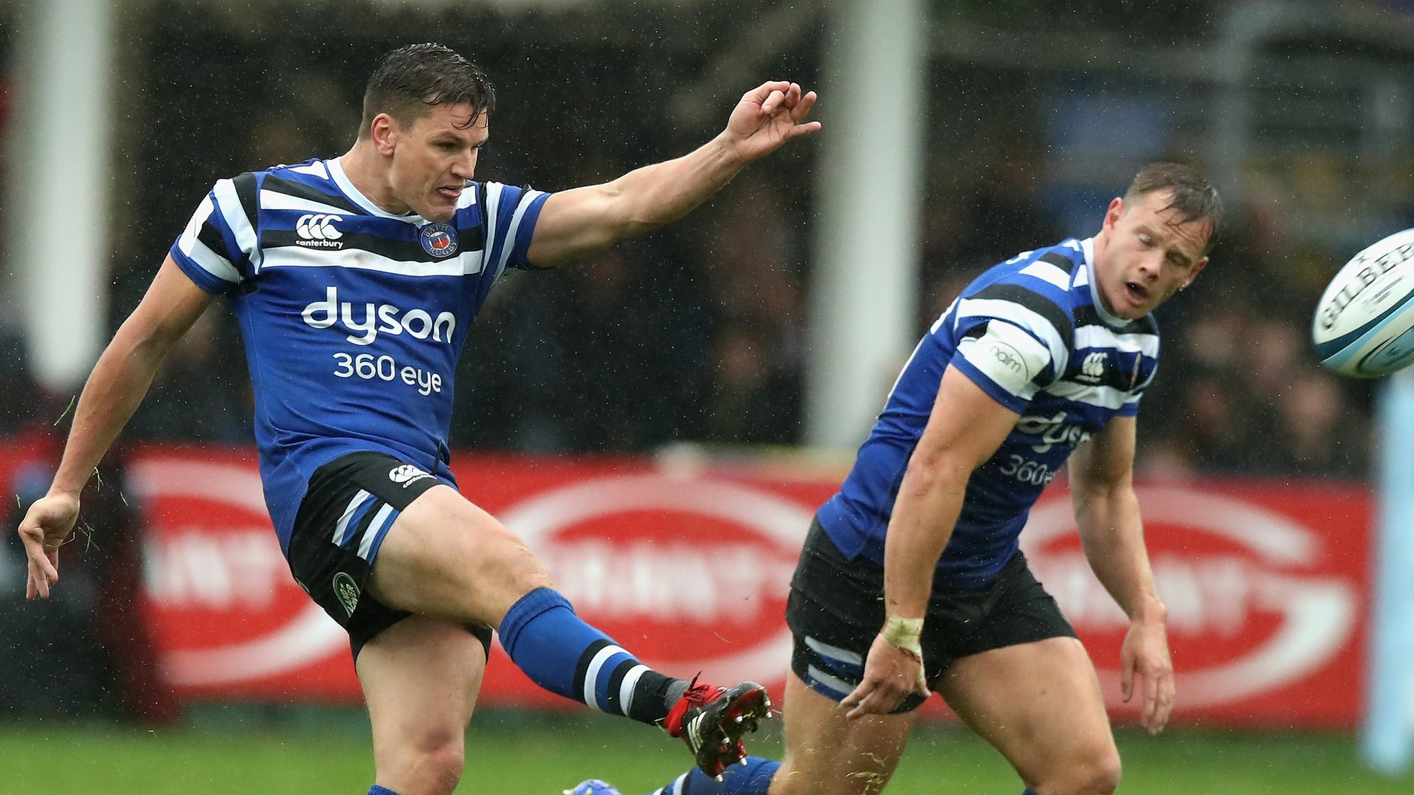 Premiership: Bath 17-15 Northampton Saints
