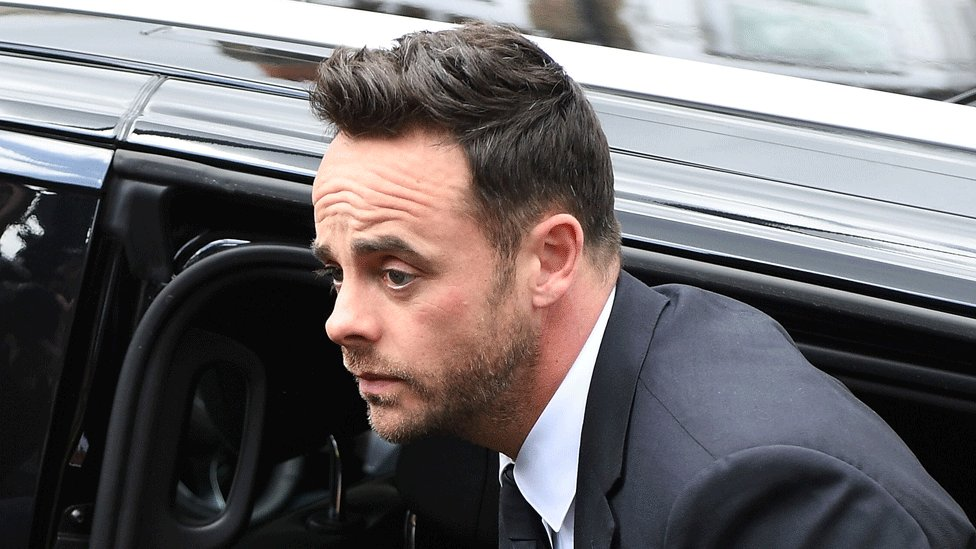 Ant McPartlin fined £86,000 for drink driving