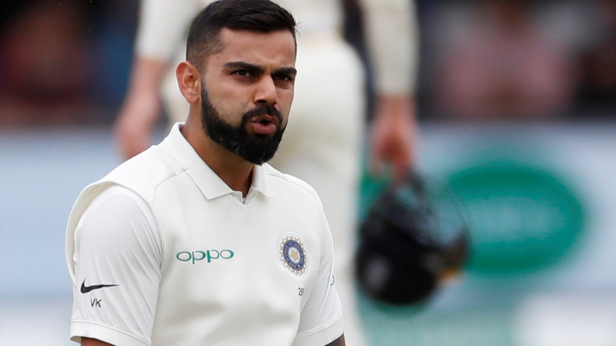 England v India: Virat Kohli 'not proud' of his side in heavy defeat by England