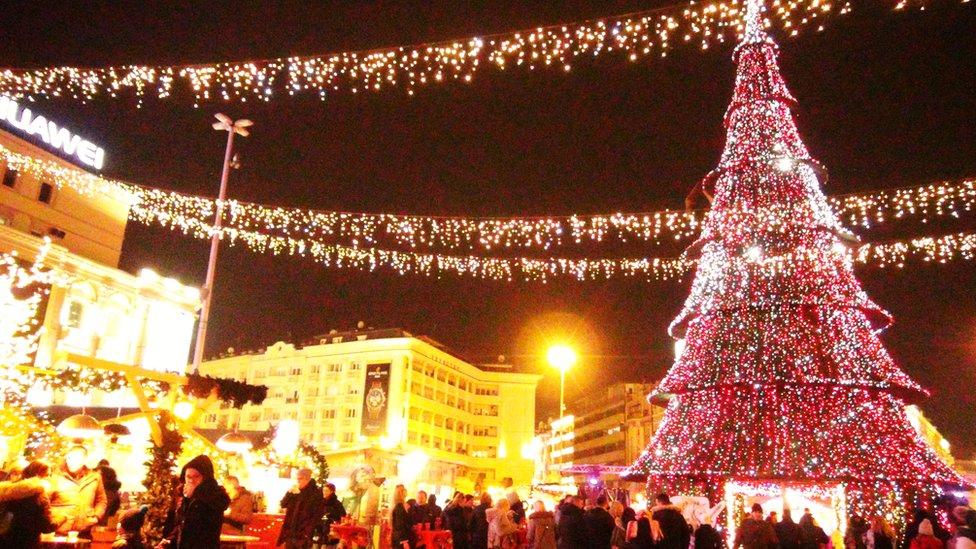 Skoplje, 19. decembar 2018.