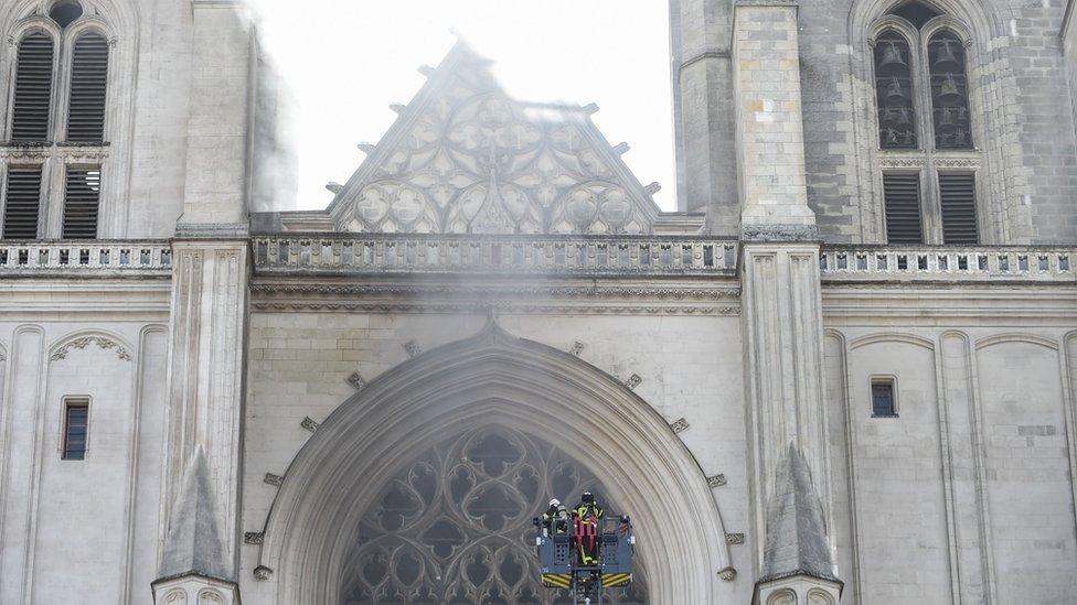 كاتدرائية نانت