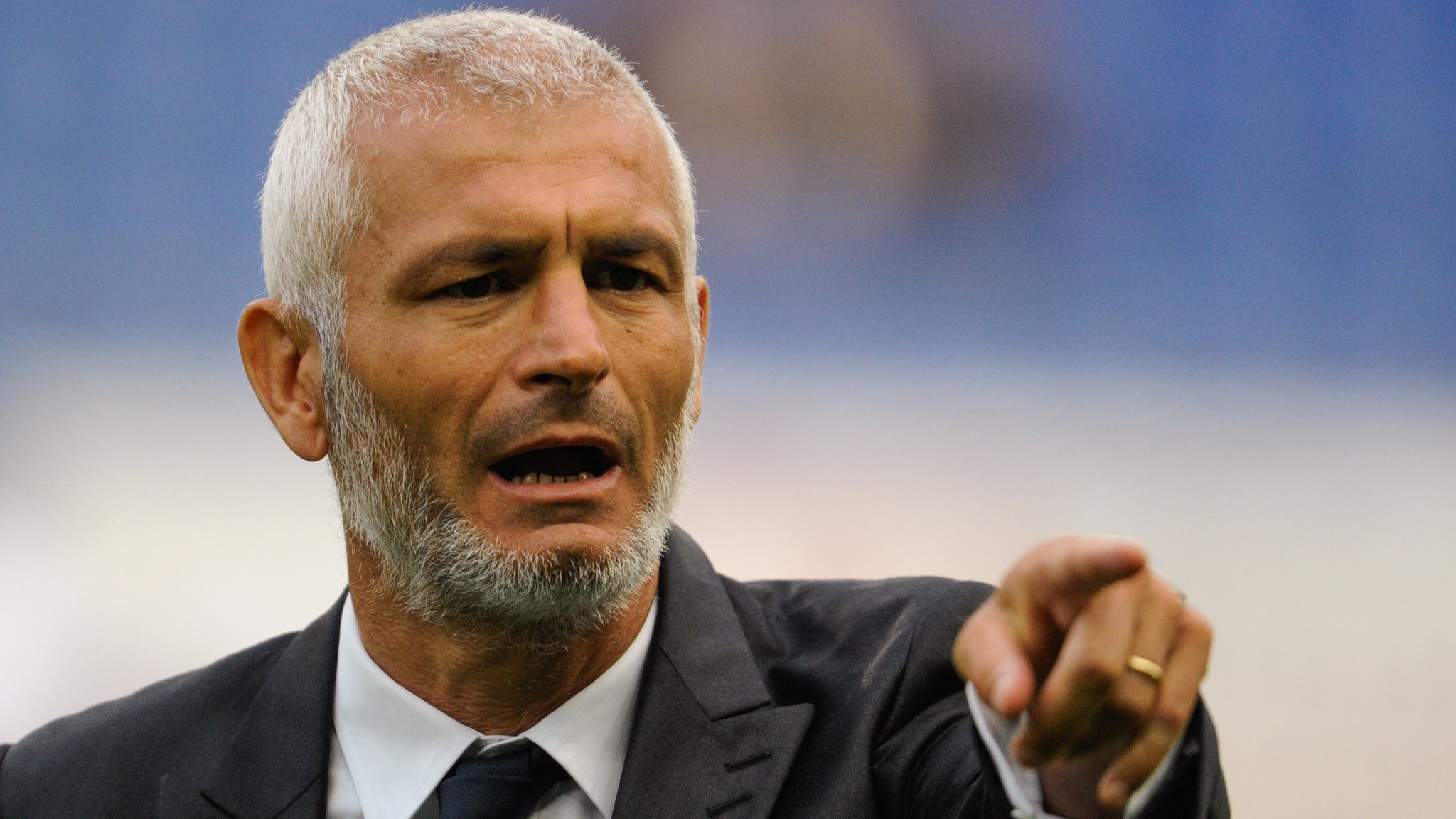 Fabrizio Ravanelli: Ex-Juventus and Italy striker takes charge of Ukraine's Arsenal Kiev