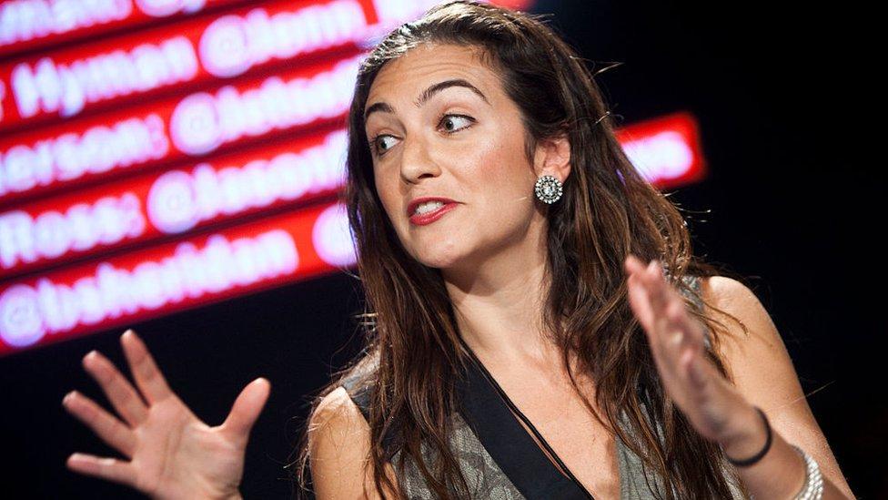 Jennifer Hyman, CEO de Rent the Runway