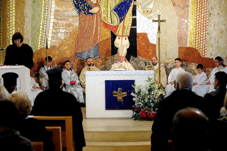 niš katolički božić crkva