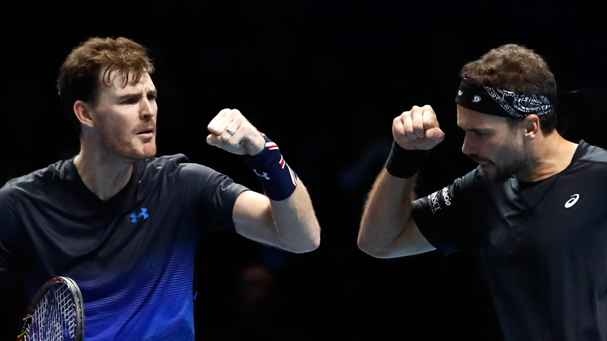 ATP Finals: Jamie Murray & Bruno Soares reach semi-finals in doubles