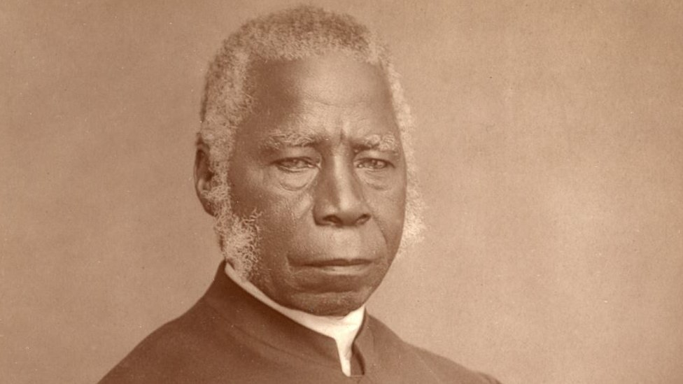 Archbishop-Samuel Ajayi-Crowther