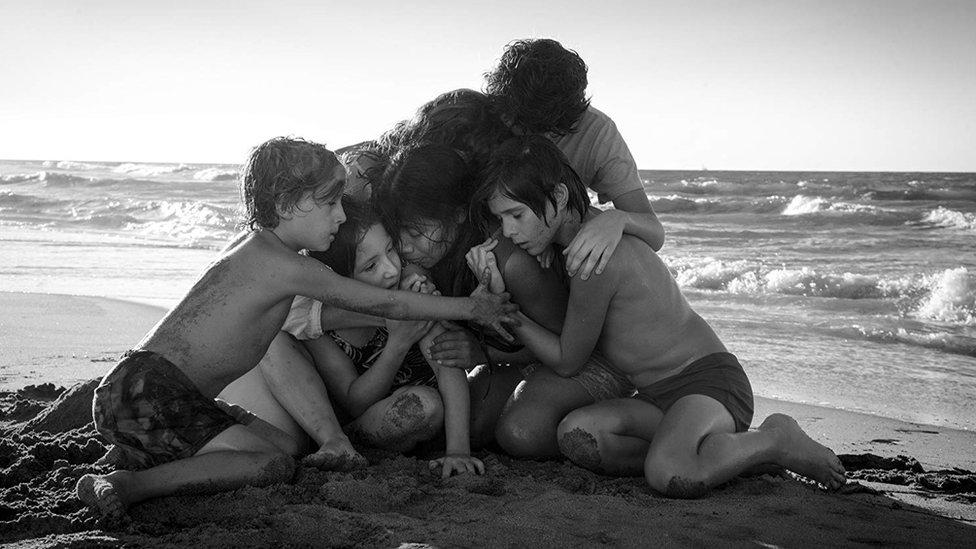 """Fotograma de """"Roma"""""""