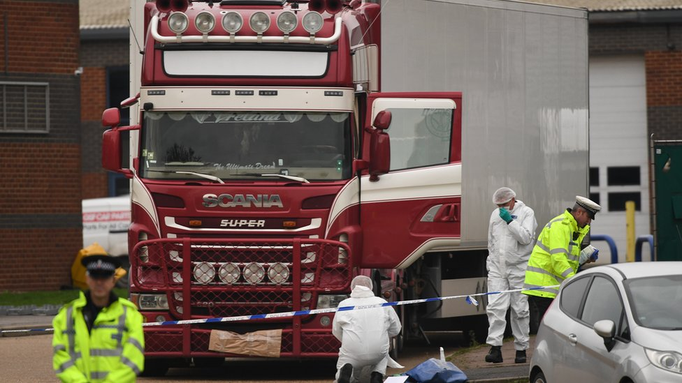 Essex lorry deaths