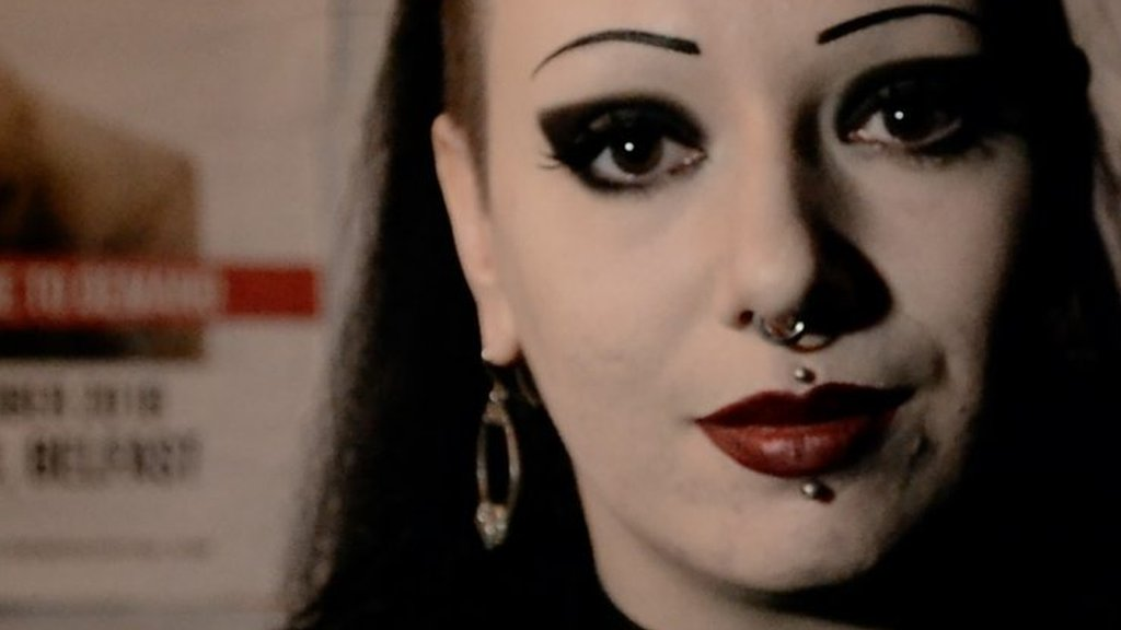 Being a goth is thankfully easier in 2018, says YouTuber Toxic Tears