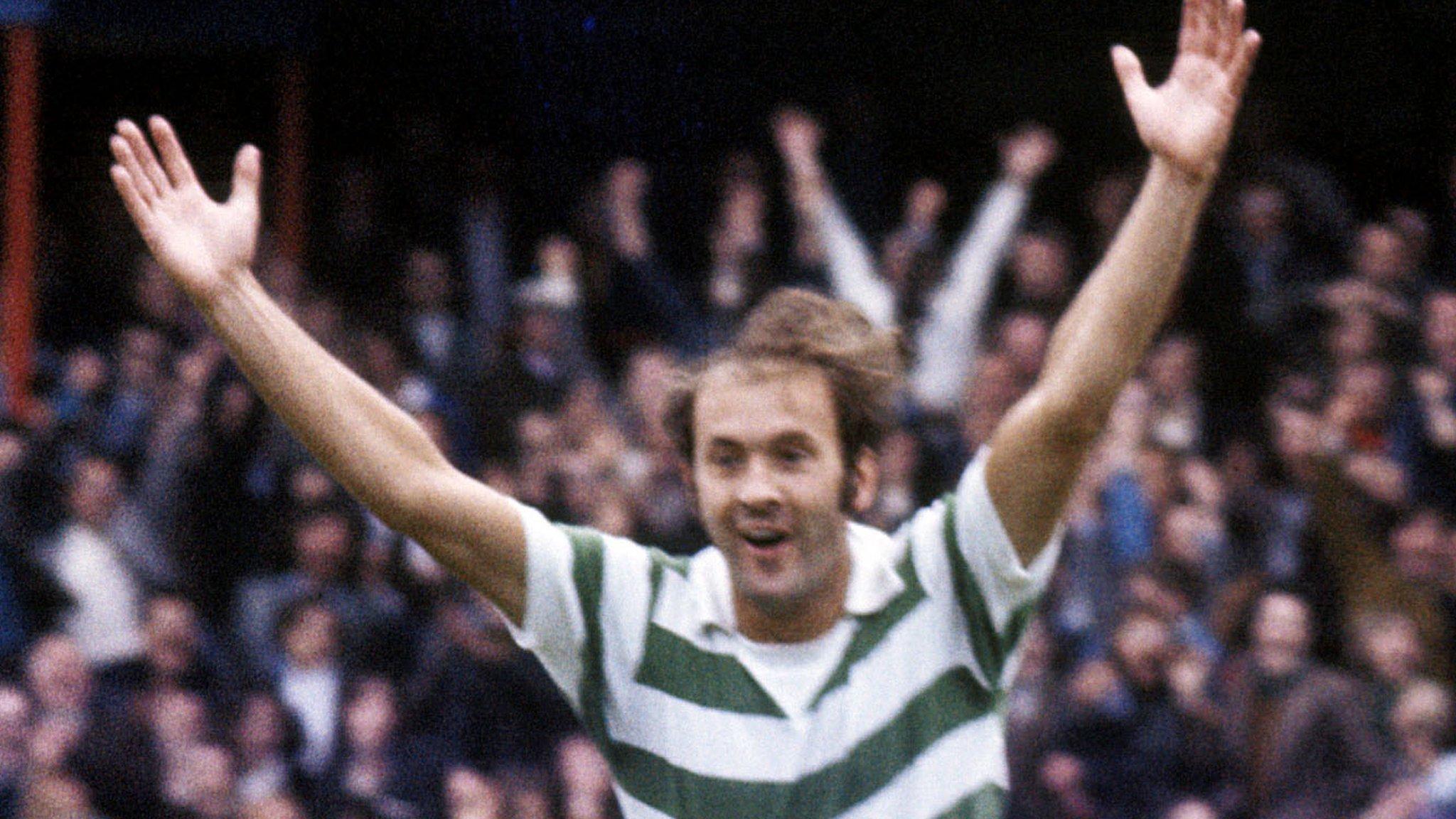Harry Hood: Former Celtic, Clyde and Sunderland forward Harry Hood dies
