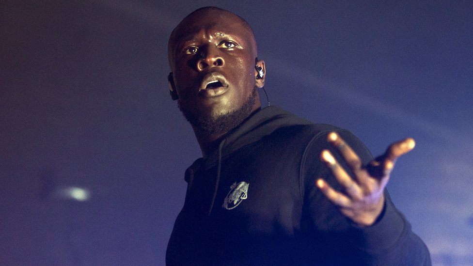 BBC News - Stormzy pulls out of Snowbombing festival over weapons search