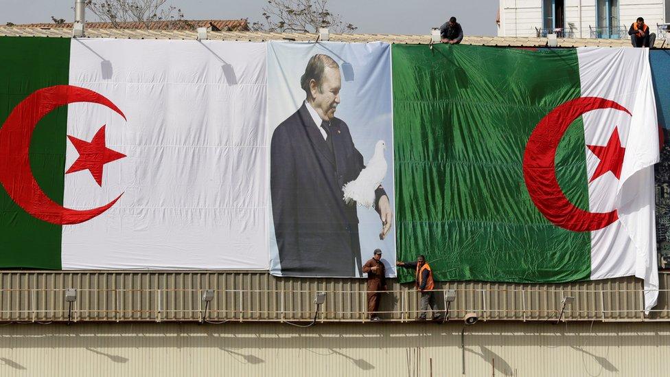 بوتفليقة لم يعلن بعد قراره بشأن الترشح في الانتخابات المرتقبة