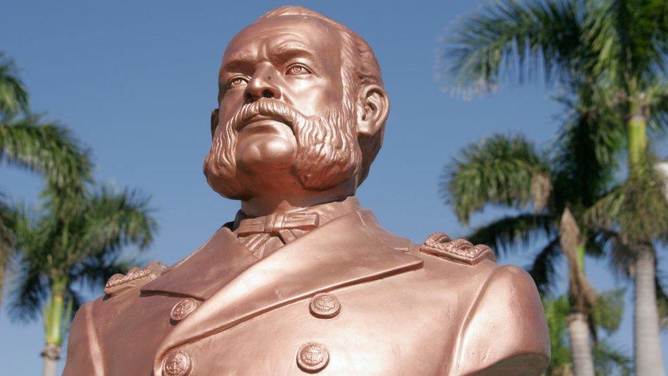 Busto de Miguel Grau