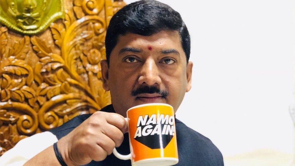बीजेपी विधायक और सांसद ने सबके सामने सारी हदें तोड़ी
