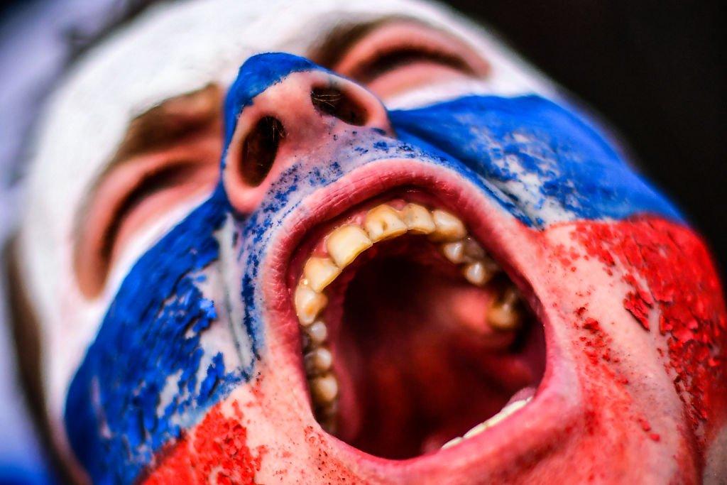 Rusia comenzó su fiesta con una espectacular goleada sobre Arabia Saudita.