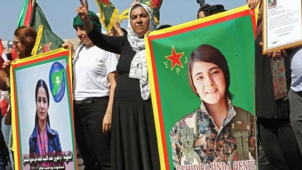 الهجوم التركي في شمال سوريا