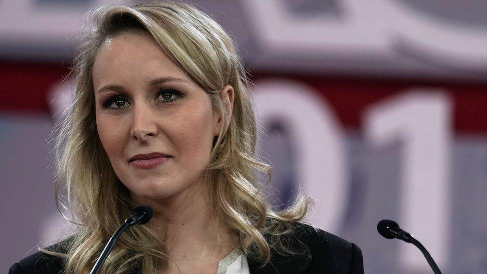 Marion Marechal-Le Pen: Oxford Union criticised for invitation