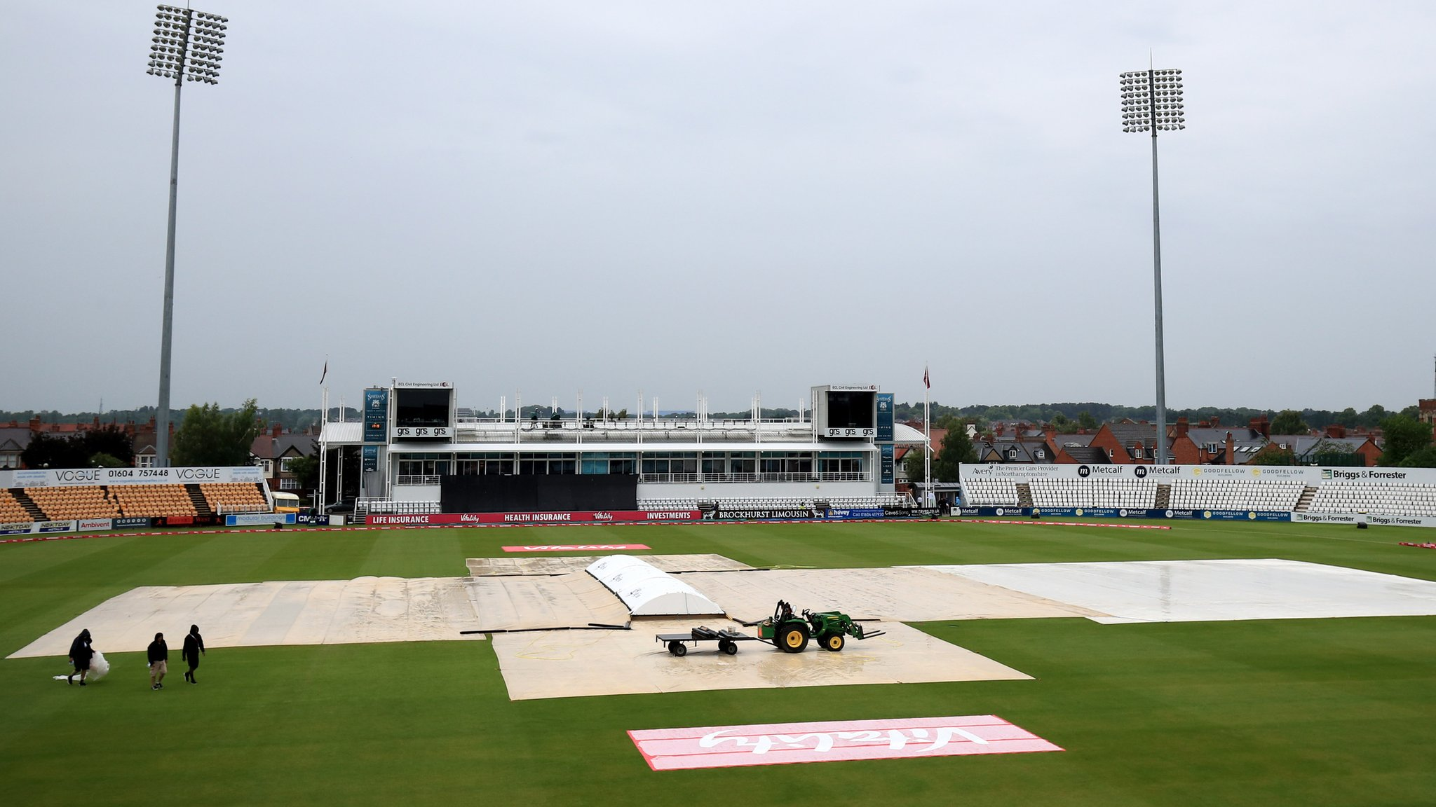 England women's T20 v West Indies abandoned due to rain