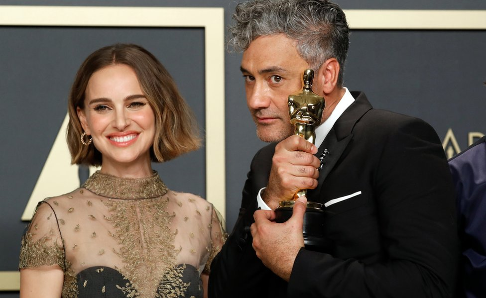 Natalie Portman ve Taika Waititi