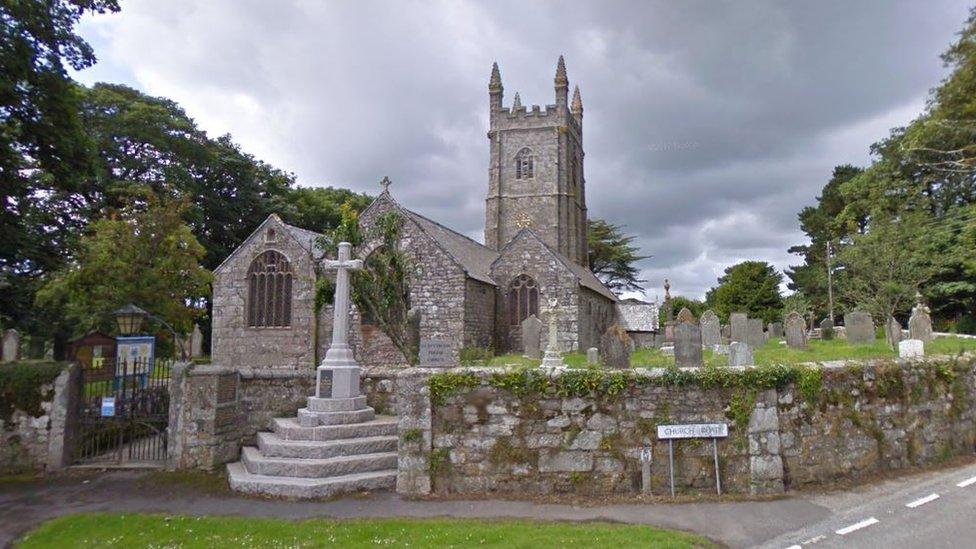 Stithians Church