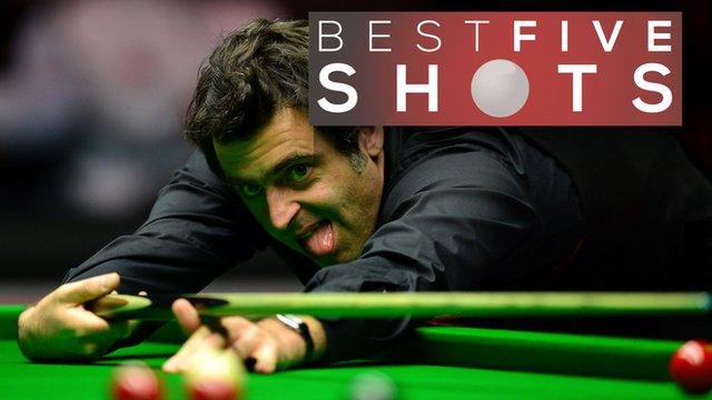 Ronnie O'Sullivan beats Stuart Bingham to reach 11th Masters final