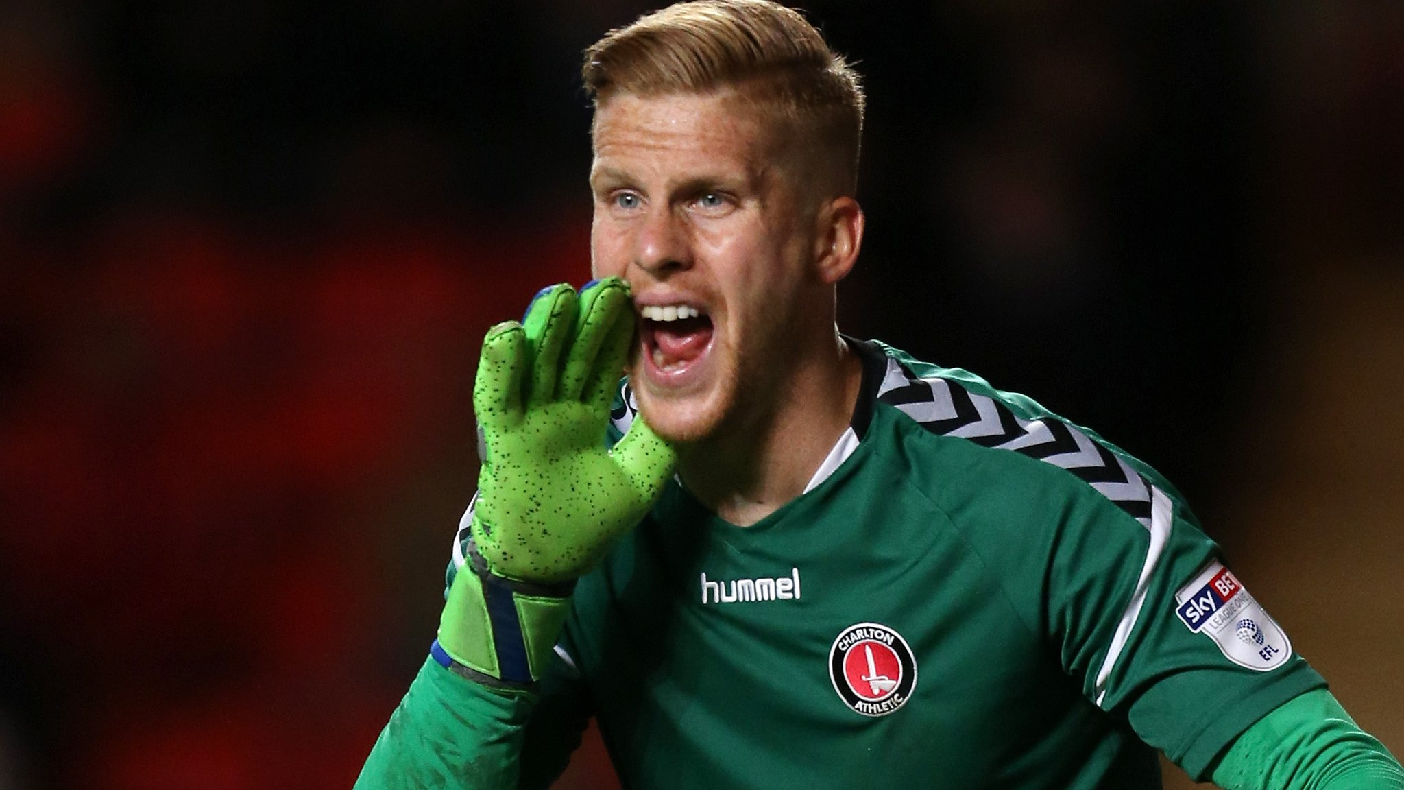 Ben Amos: Millwall sign Bolton Wanderers goalkeeper on loan